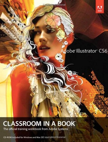 Adobe Illustrator CS6 Classroom in a Book Image