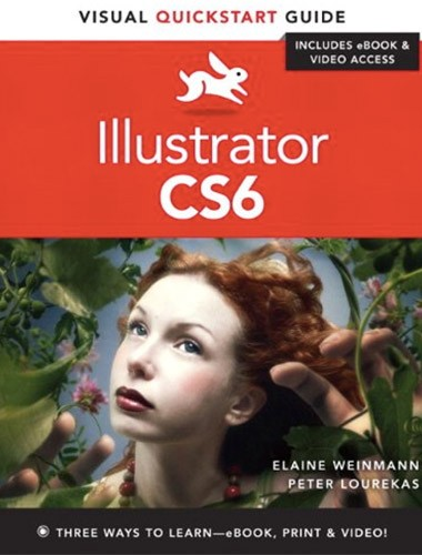 Illustrator CS6: Visual QuickStart Guide Image