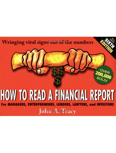How to Read a Financial Report Image