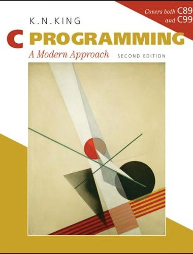 C Programming: A Modern Approach Image