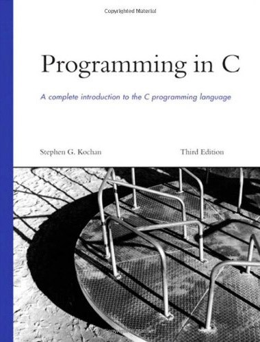 Programming in C Image