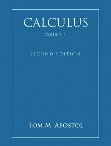 Calculus, Vol. 1 Image