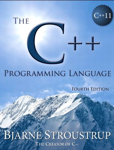 The C++ Programming Language Image