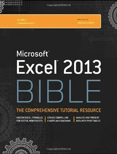 Excel 2013 Bible Image