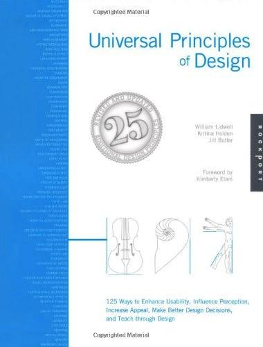 Universal Principles of Design Image