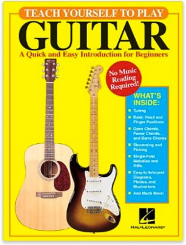 Teach Yourself to Play Guitar Image