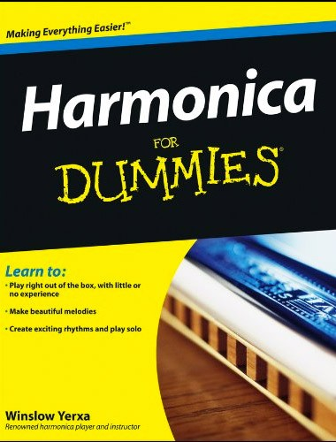 Harmonica For Dummies Image