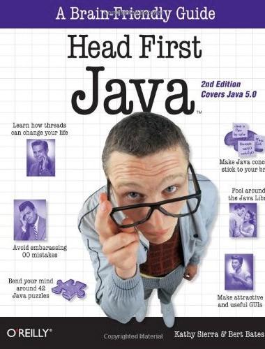 Head First Java Image