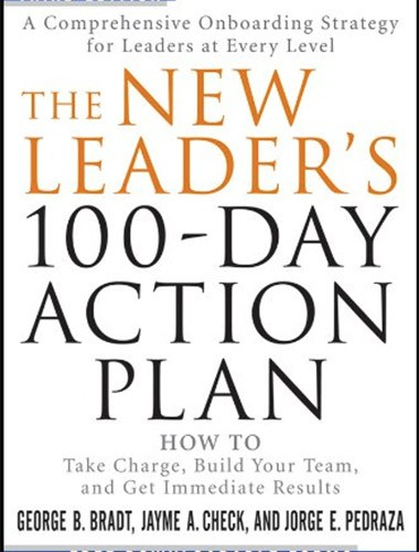 The New Leader's 100-Day Action Plan Image