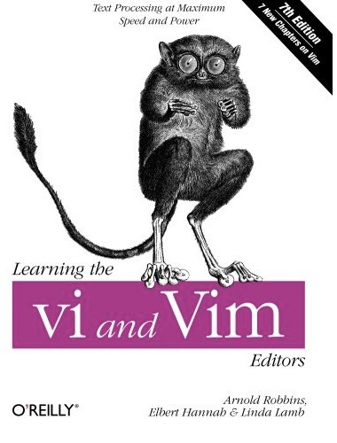 Learning the vi and Vim Editors Image