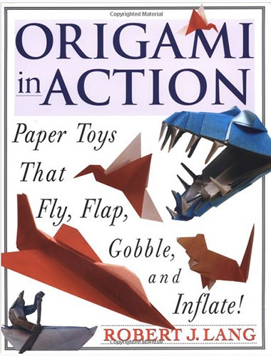 Origami in Action Image