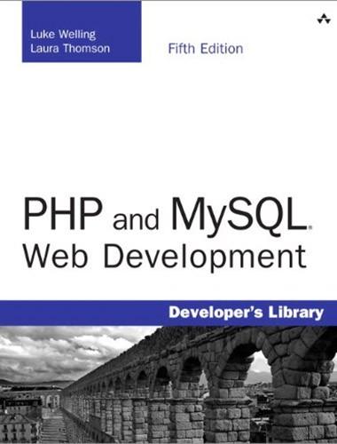 PHP and MySQL Web Development Image