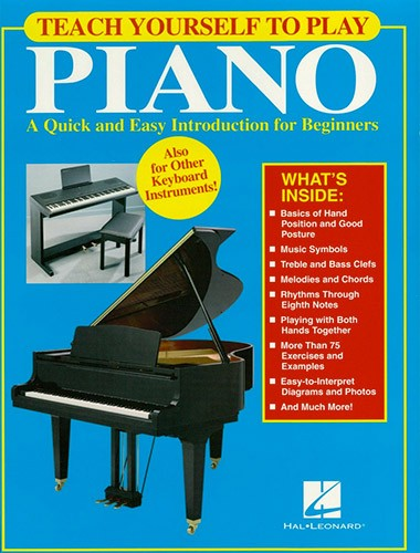 Teach Yourself to Play Piano Image