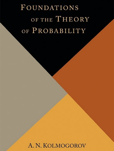 Foundations of the Theory of Probability Image