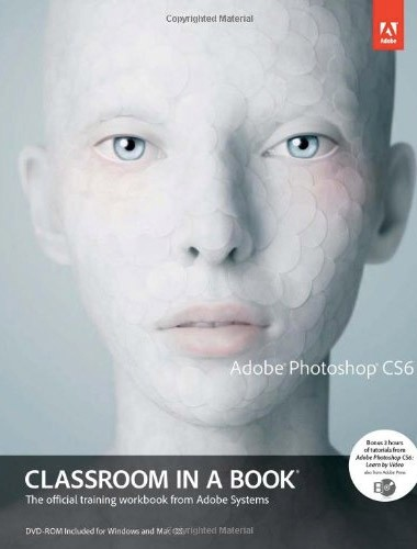Adobe Photoshop CS6 Classroom in a Book Image