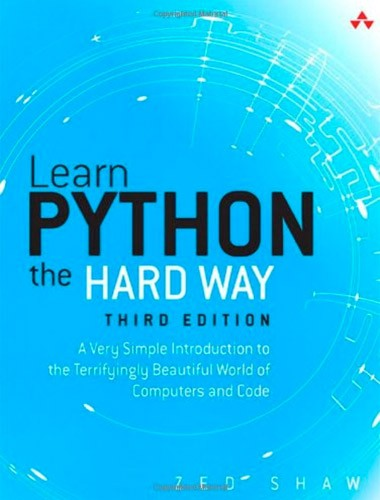 Learn Python the Hard Way Image