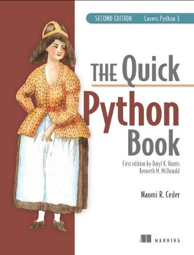 The Quick Python Book Image