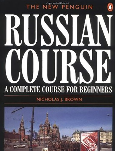 The New Penguin Russian Course Image