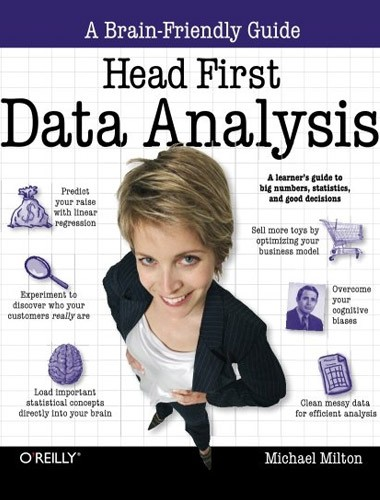 Head First Data Analysis Image