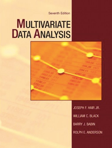 Multivariate Data Analysis Image