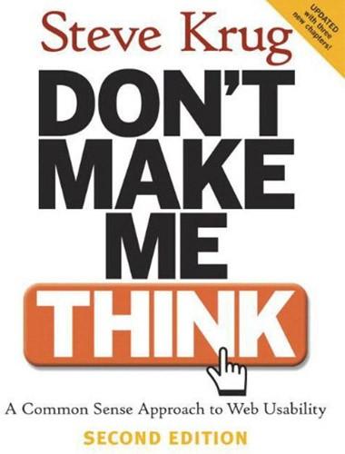 Don't Make Me Think Image