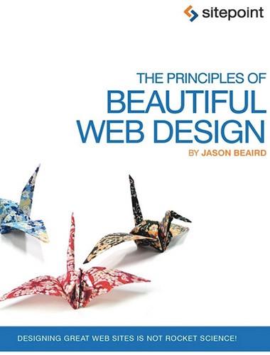 The Principles of Beautiful Web Design Image