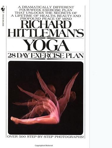 Richard Hittleman's Yoga: 28 Day Exercise Plan Image